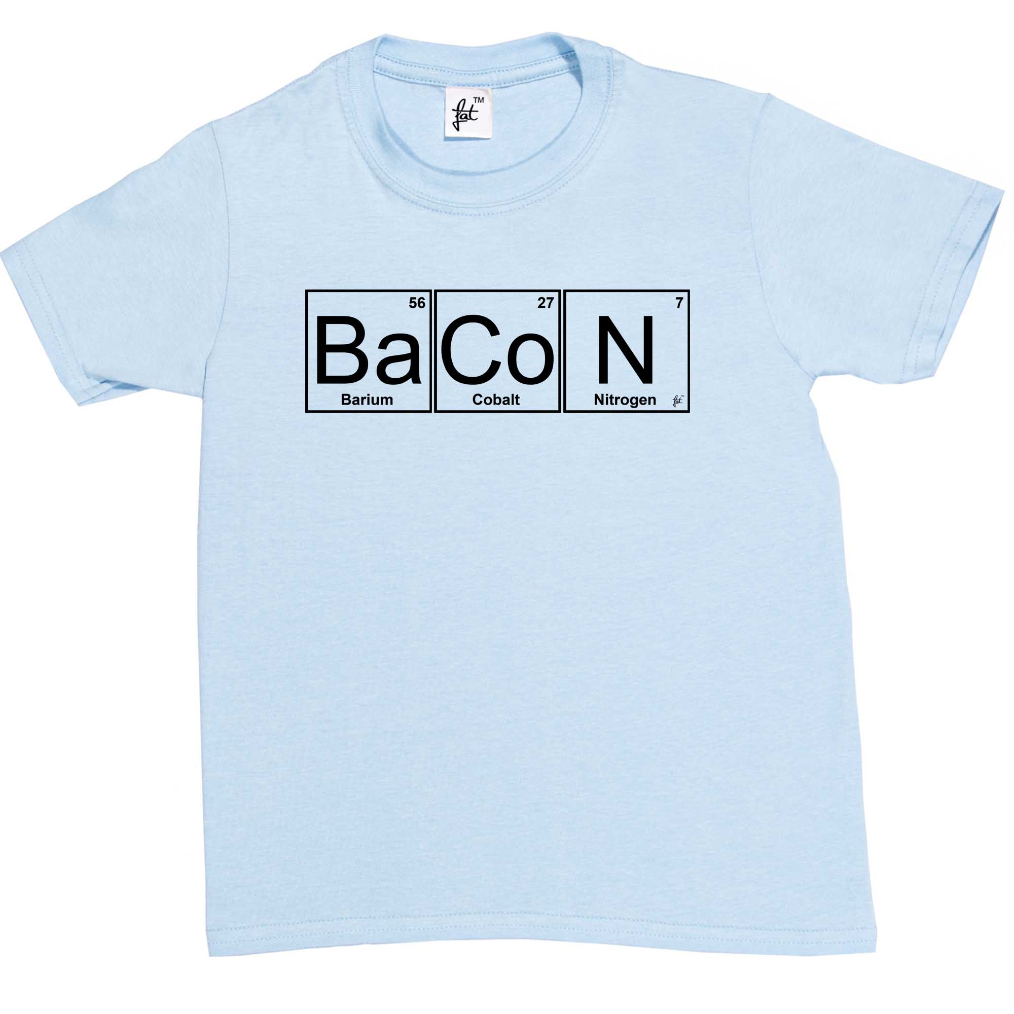 Periodic table chemistry of bacon geek chemistry kids boys periodic table chemistry of bacon geek chemistry kids gamestrikefo Gallery